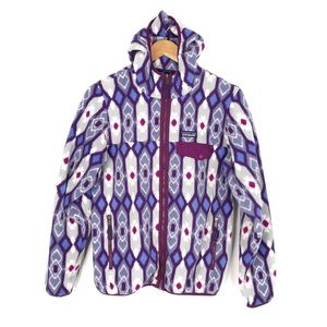 Patagonia Synchilla Patterned Full ZIP Hooded